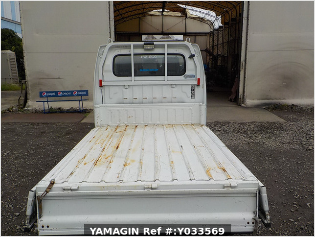 It is a picture of the white suzuki carry dump in 2010,Sub Photo 10 Stock No.Y033569
