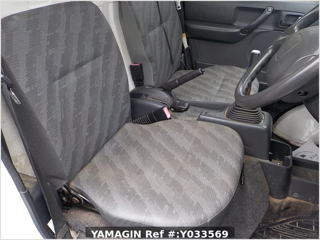 It is a picture of the white suzuki carry dump in 2010,Sub Photo 22 Stock No.Y033569