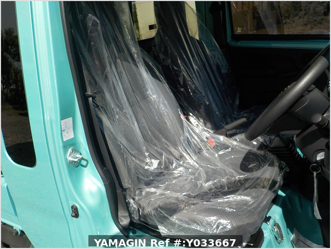 It is a picture of the fine mint  daihatsu hijet  jumbo in 2020,Sub Photo 12 Stock No.Y033667