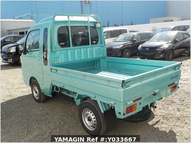 It is a picture of the fine mint  daihatsu hijet  jumbo in 2020,Sub Photo 3 Stock No.Y033667