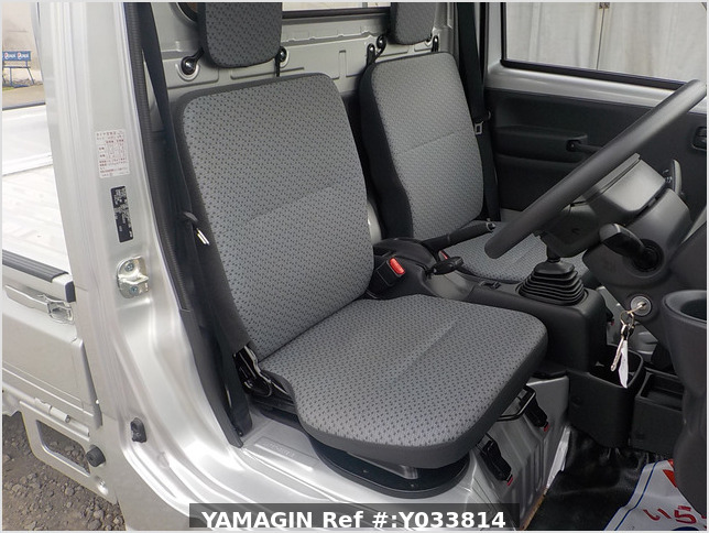 It is a picture of the silver suzuki carry truck in 2020,Sub Photo 5 Stock No.Y033814