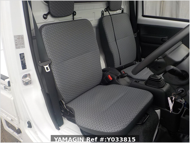 It is a picture of the white suzuki carry truck in 2020,Sub Photo 11 Stock No.Y033815