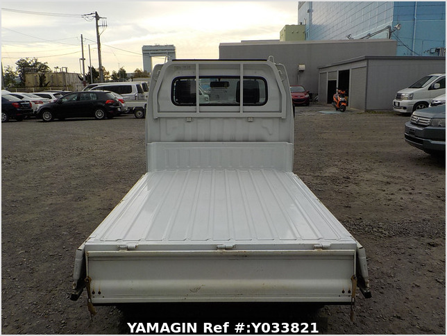 It is a picture of the white suzuki carry dump in 2006,Sub Photo 5 Stock No.Y033821