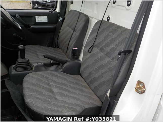 It is a picture of the white suzuki carry dump in 2006,Sub Photo 10 Stock No.Y033821