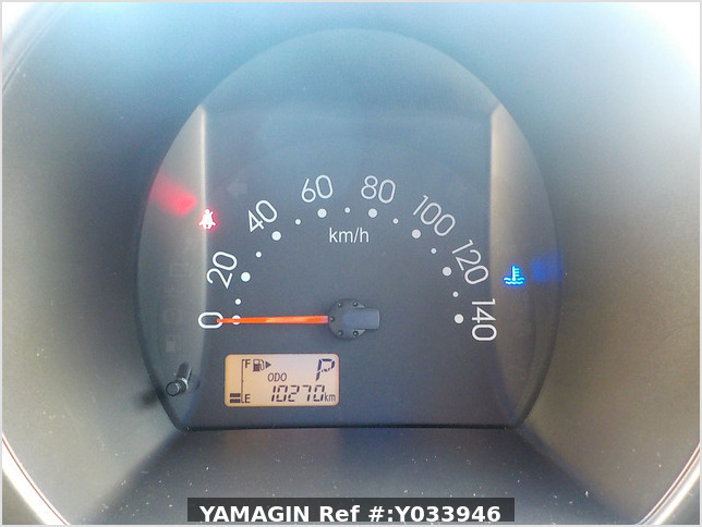 It is a picture of the white daihatsu hijet passenger van in 2017,Sub Photo 6 Stock No.Y033946