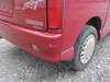 It is a picture of the red daihatsu atrai passenger van in 1996,Sub Photo 18 Stock No.Y038109