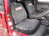 It is a picture of the red daihatsu atrai passenger van in 1996,Sub Photo 12 Stock No.Y038109