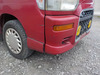 It is a picture of the red daihatsu atrai passenger van in 1996,Sub Photo 17 Stock No.Y038109