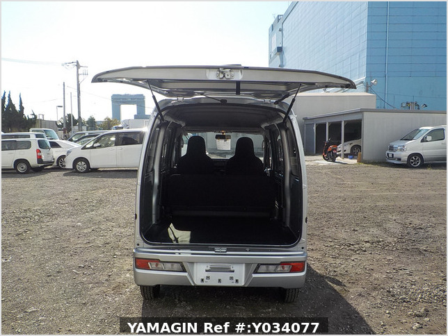 It is a picture of the silver toyota pixis passenger van in 2019,Sub Photo 4 Stock No.Y034077