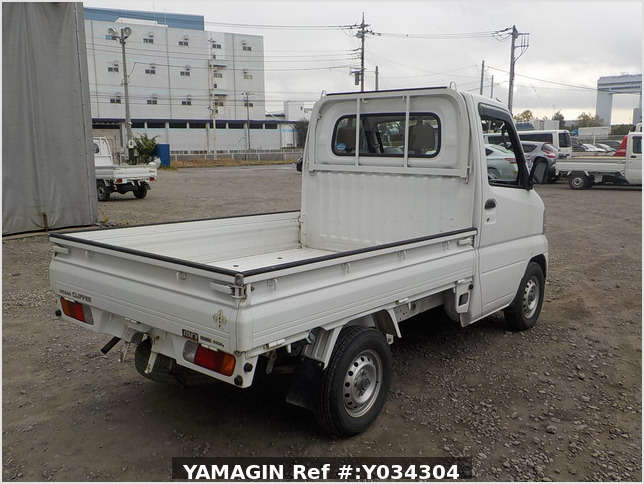 It is a picture of the white nissan clipper  truck in 2005,Sub Photo 2 Stock No.Y034304