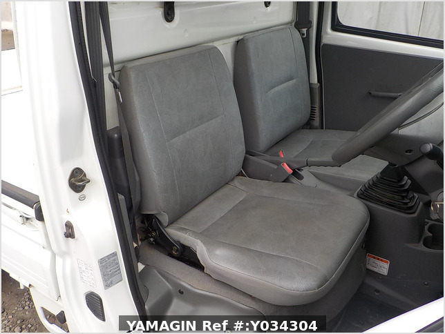 It is a picture of the white nissan clipper  truck in 2005,Sub Photo 11 Stock No.Y034304