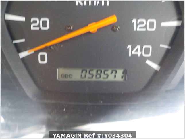 It is a picture of the white nissan clipper  truck in 2005,Sub Photo 6 Stock No.Y034304