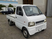 2002 SUZUKI CARRY Photo Y034317 | MiniTruckDealer.com
