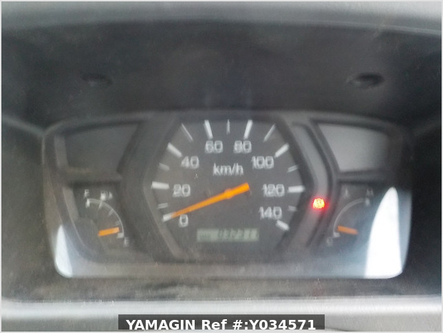 It is a picture of the white nissan clipper truck in 2004,Sub Photo 5 Stock No.Y034571