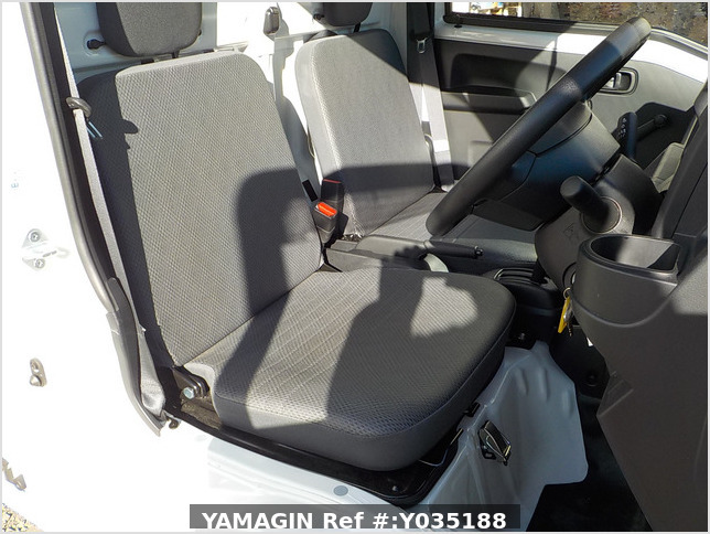 It is a picture of the white daihatsu hijet truck in 2020,Sub Photo 9 Stock No.Y035188