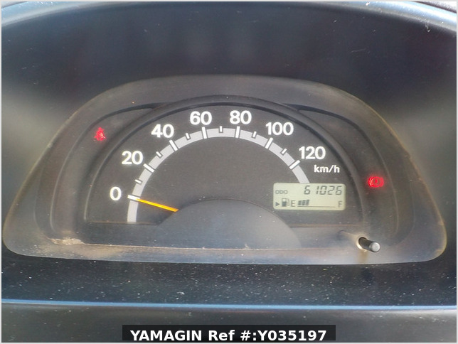 It is a picture of the white suzuki carry dump in 2005,Sub Photo 9 Stock No.Y035197