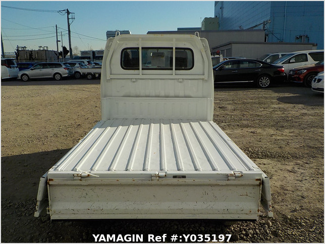 It is a picture of the white suzuki carry dump in 2005,Sub Photo 5 Stock No.Y035197