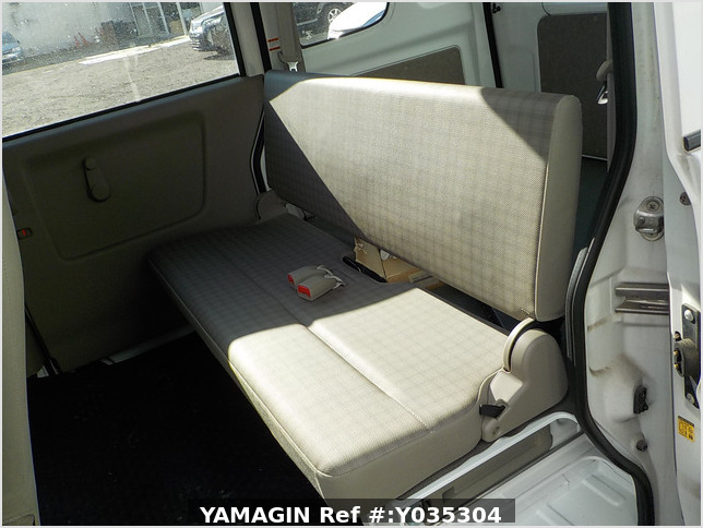 It is a picture of the white suzuki every passenger van in 2007,Sub Photo 6 Stock No.Y035304