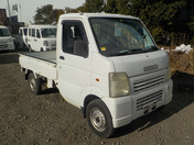 2002 SUZUKI CARRY Photo Y035321 | MiniTruckDealer.com