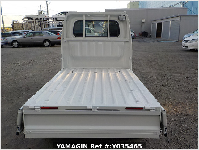 It is a picture of the white daihatsu hijet truck in 2020,Sub Photo 4 Stock No.Y035465