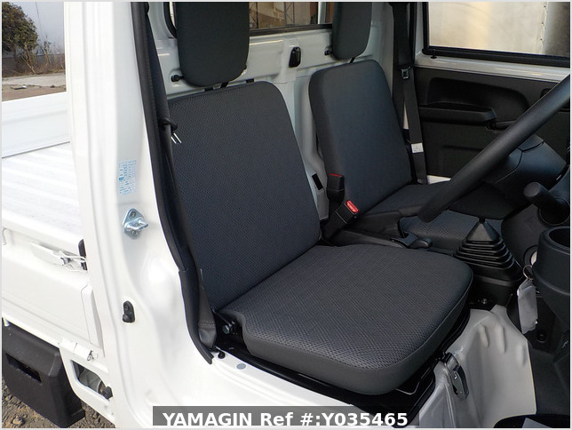 It is a picture of the white daihatsu hijet truck in 2020,Sub Photo 12 Stock No.Y035465