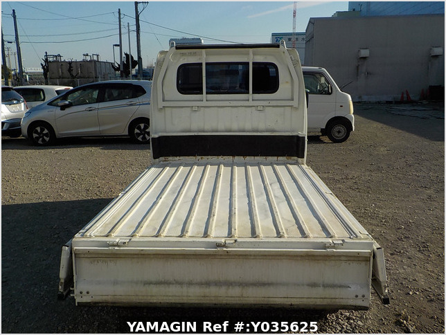 It is a picture of the white suzuki carry dump in 2010,Sub Photo 5 Stock No.Y035625