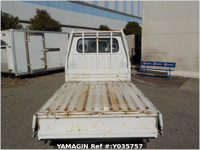 It is a picture of the white daihatsu hijet dump in 2007,Sub Photo 5 Stock No.Y035757