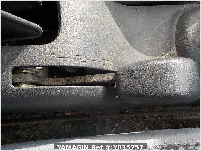 It is a picture of the white daihatsu hijet dump in 2007,Sub Photo 7 Stock No.Y035757