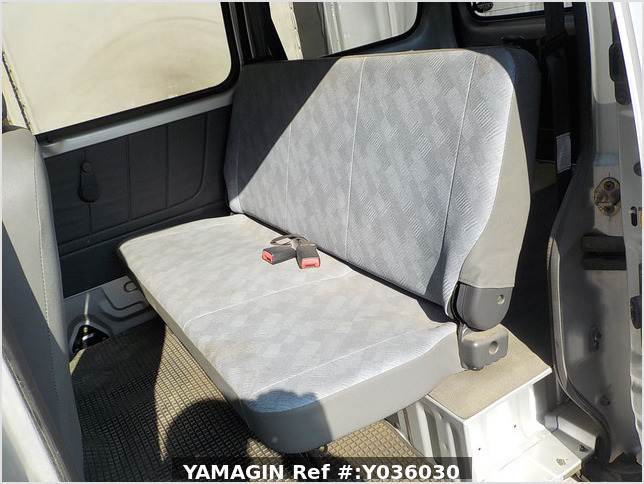 It is a picture of the silver suzuki every passenger van in 2005,Sub Photo 14 Stock No.Y036030