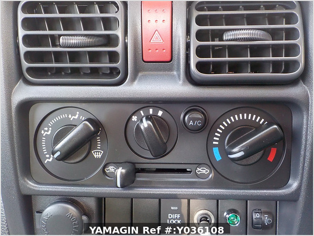 It is a picture of the silver suzuki carry truck in 2020,Sub Photo 7 Stock No.Y036108