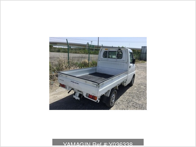 It is a picture of the white mitsubishi minicab dump in 2007,Sub Photo 2 Stock No.Y036338