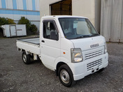 2007 SUZUKI CARRY TRUCK Photo Y036884 | MiniTruckDealer.com