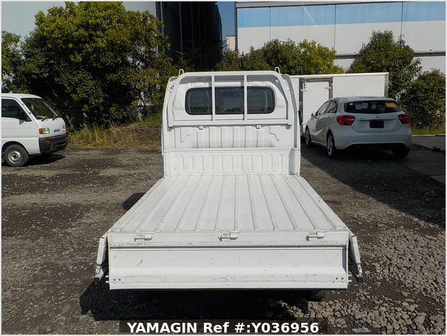 It is a picture of the white suzuki carry dump in 2013,Sub Photo 5 Stock No.Y036956