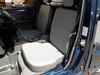 It is a picture of the blue suzuki carry truck in 2019,Sub Photo 12 Stock No.Y037357