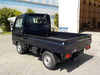 It is a picture of the blue suzuki carry truck in 2019,Sub Photo 3 Stock No.Y037357