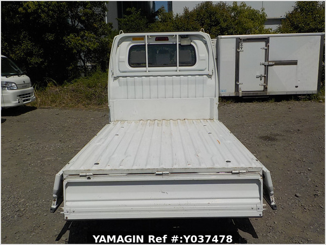 It is a picture of the white mitsubishi minicab dump in 2010,Sub Photo 5 Stock No.Y037478