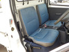 It is a picture of the white mitsubishi minicab truck in 1999,Sub Photo 14 Stock No.Y037955