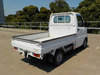 It is a picture of the white mitsubishi minicab  truck in 2001,Sub Photo 2 Stock No.Y038204