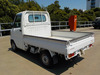 It is a picture of the white mitsubishi minicab  truck in 2001,Sub Photo 3 Stock No.Y038204