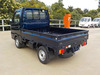 It is a picture of the dark blue  suzuki carry truck in 2020,Sub Photo 3 Stock No.Y038512