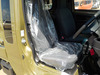 It is a picture of the  khaki  daihatsu hijet jumbo in 2021,Sub Photo 6 Stock No.Y039120