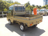 It is a picture of the  khaki  daihatsu hijet jumbo in 2021,Sub Photo 2 Stock No.Y039120
