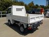 It is a picture of the white daihatsu hijet dump in 2019,Sub Photo 4 Stock No.Y039157