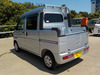 It is a picture of the silver daihatsu hijet deck van in 2017,Sub Photo 2 Stock No.Y039162