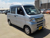 It is a picture of the silver daihatsu hijet deck van in 2017,Sub Photo 0 Stock No.Y039162