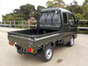 It is a picture of the khaki suzuki carry jumbo in 2021,Sub Photo 4 Stock No.Y039720