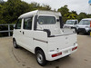 It is a picture of the white daihatsu hijet deck van in 2015,Sub Photo 2 Stock No.Y039828