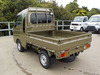 It is a picture of the khaki daihatsu hijet jumbo in 2021,Sub Photo 2 Stock No.Y039829