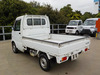 It is a picture of the white suzuki carry truck in 2005,Sub Photo 2 Stock No.Y039865