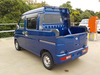 It is a picture of the blue daihatsu hijet deck van in 2005,Sub Photo 2 Stock No.Y039906